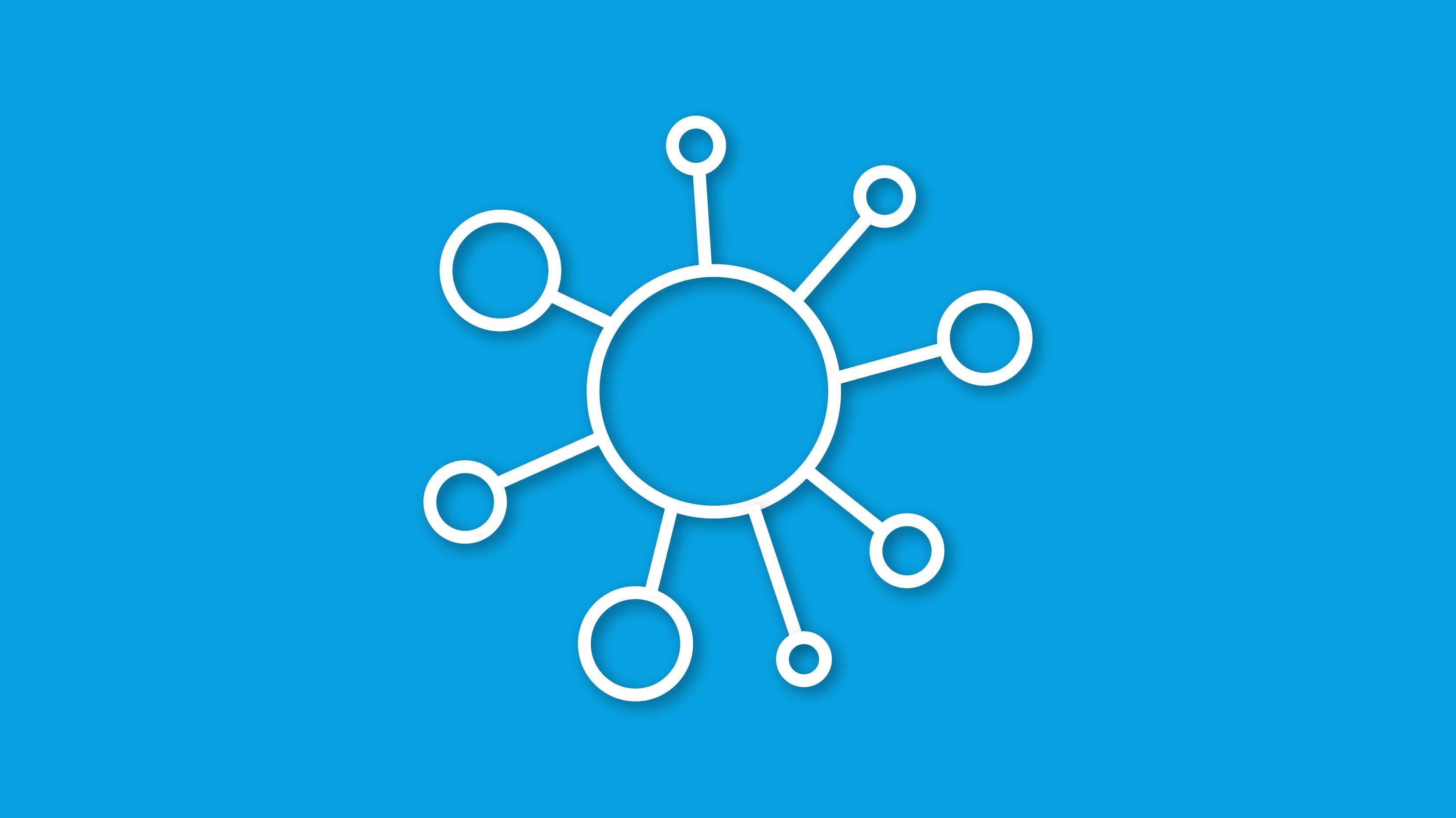 Coronavirus-Modell: klicke, um zu den Schutzkonzepten zu gelangen.